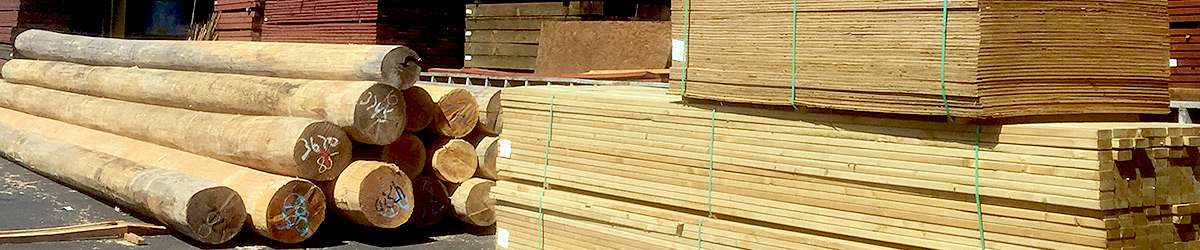 Lumber, Plywood & Building Materials
