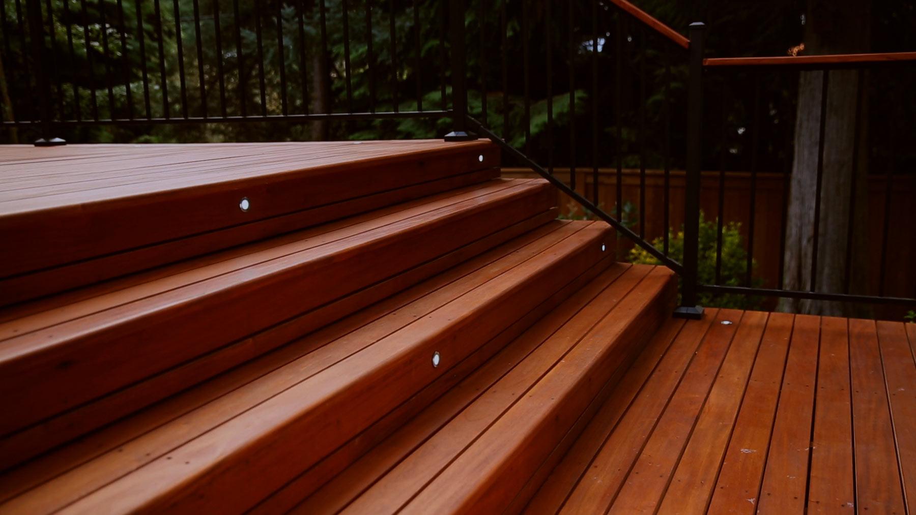 true genuine mahogany decking conrad forest products