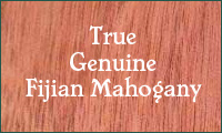 True Genuine Mahogany